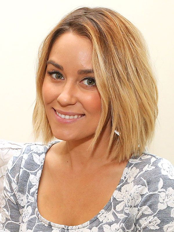 Lauren Conrad Why I Changed My Mind About Going Short Pinterest