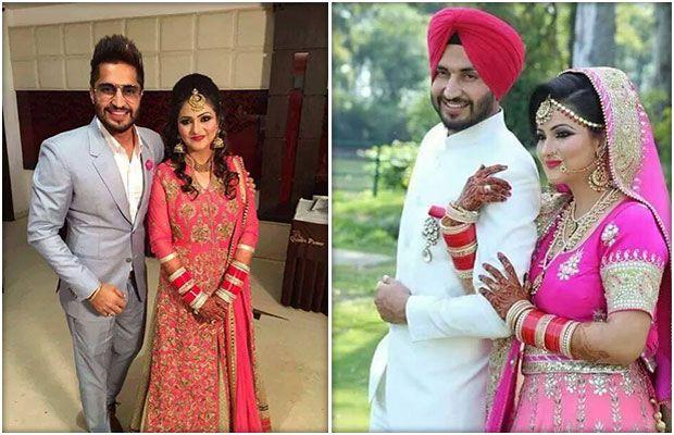 Jassi Gill Marriage Pics