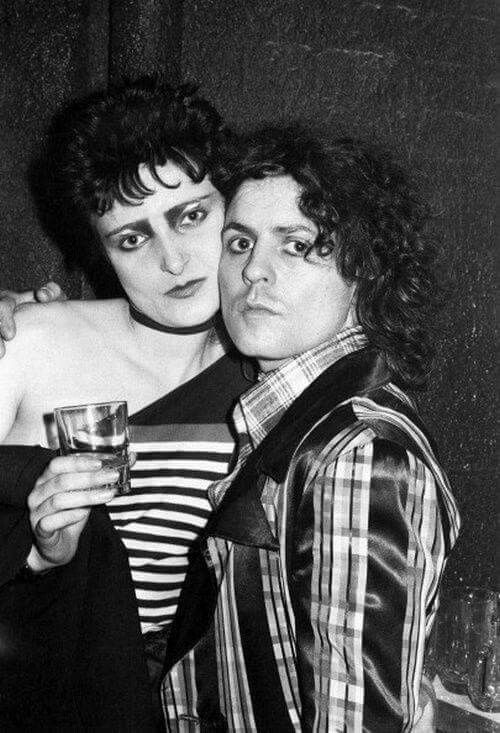 Siouxsie & Marc Boland