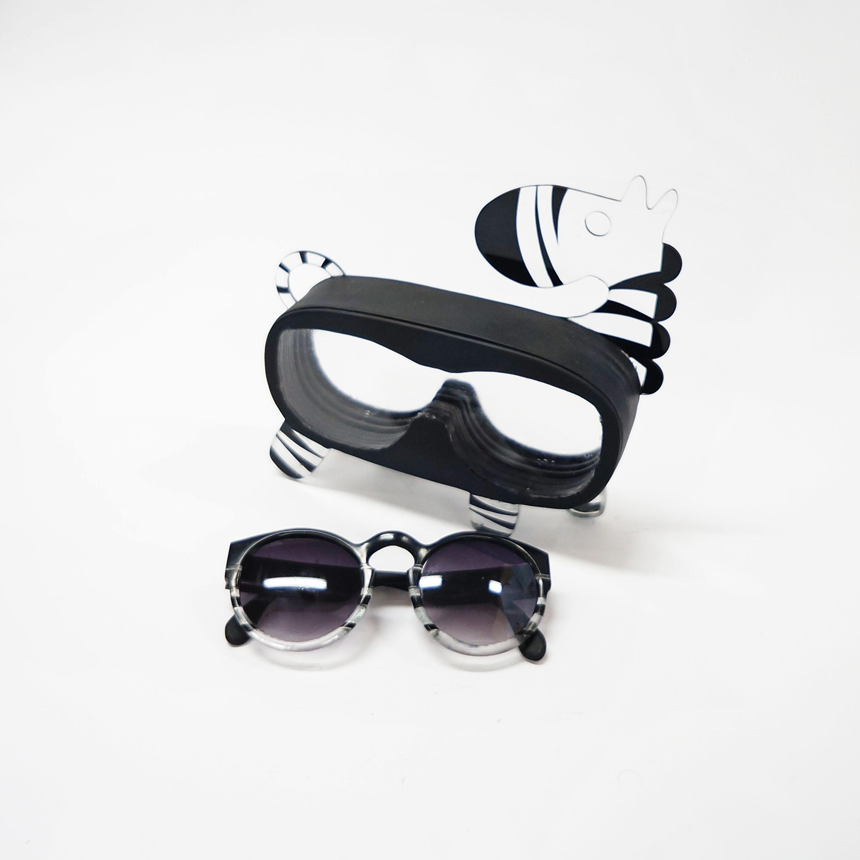 """[Eyewear] 3D model by Michellie Danara """"ZEGLASSES"""" (batch 2014, UPH Product Design)"""