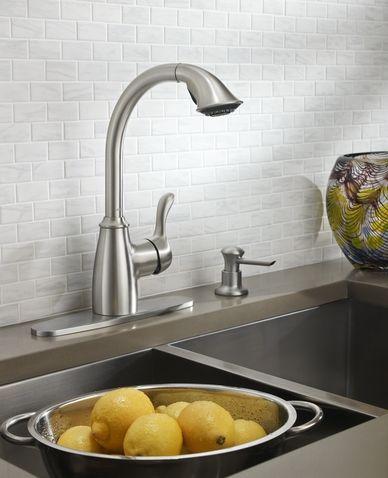 Kitchen Faucet From Www Moen Com Kitchen Faucet Kitchen