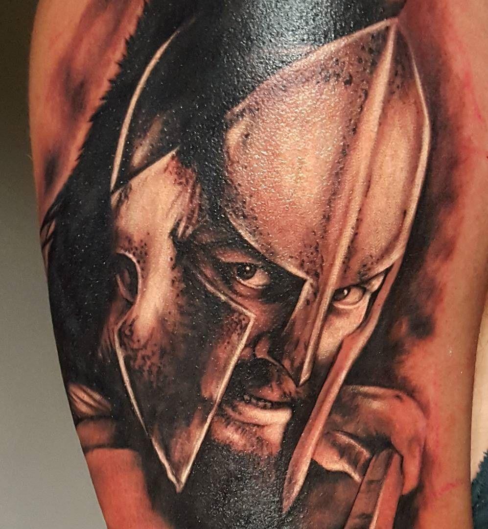 фото спартанцев тату каждый день