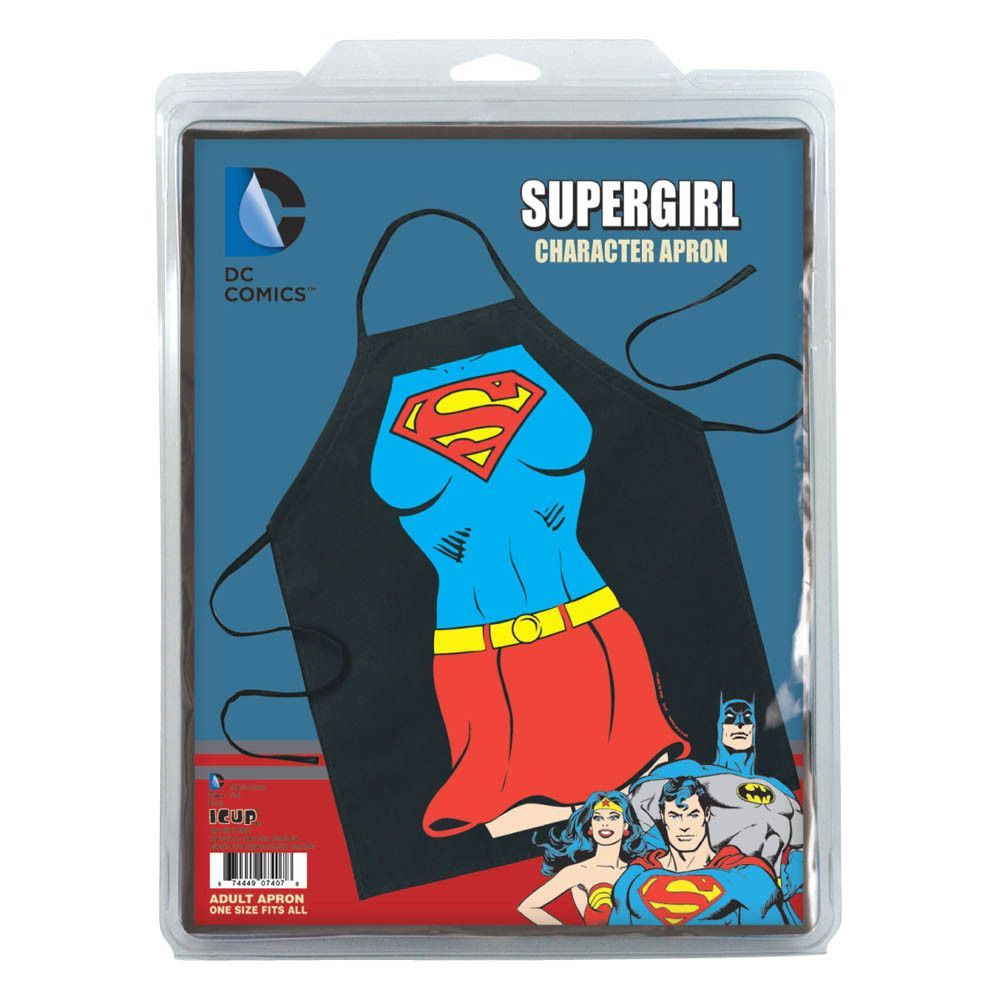 DC Comics Supergirl Be The Character Apron
