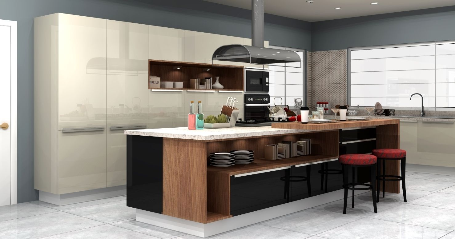 Modular Kitchen Designs Which Are Best Suited For Your Kitchen Kitchen Wardrobe Design Complete Kitchens