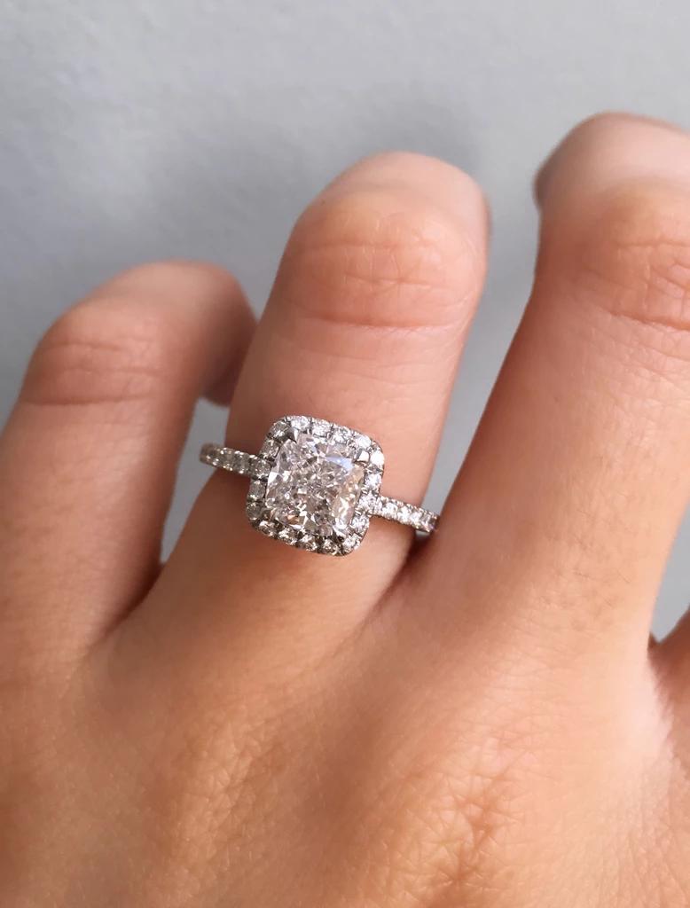 Janie Diamond Classic Wedding Rings Diamond Wedding Rings