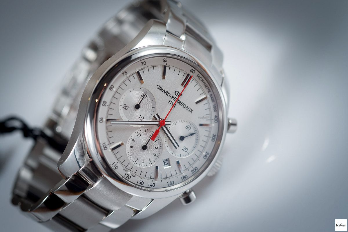 Girard-Perregaux Competizione Stradale - Back to the good old days of the Montecarlo... - Horbiter
