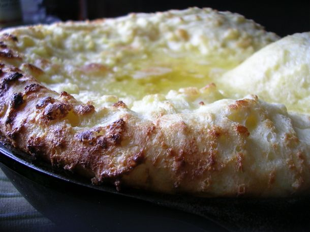 Dutch Baby with duck eggs...which I have plenty of. Gives ...