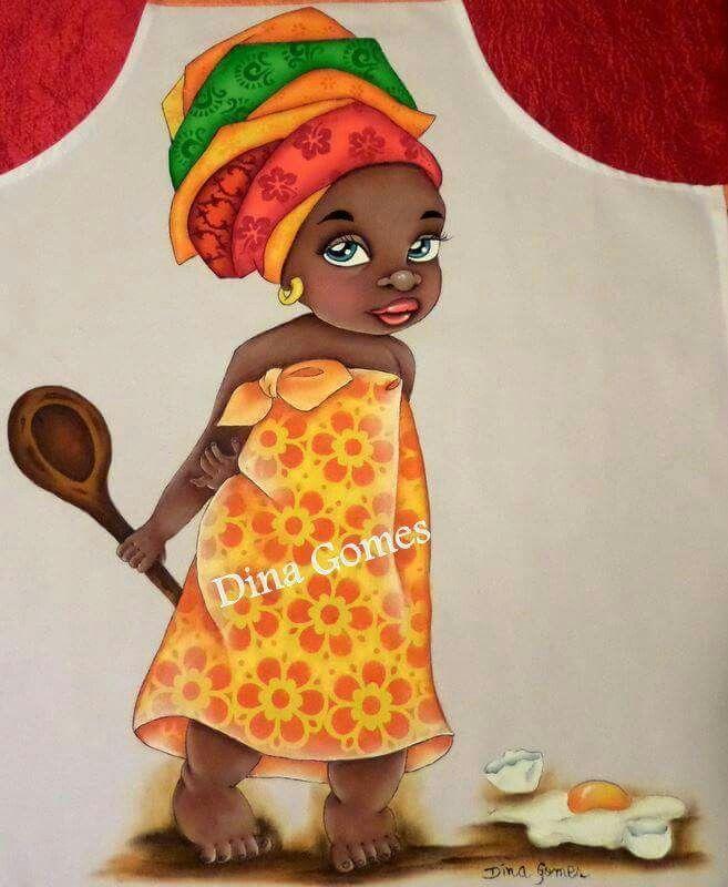 Africana | CARITAS NAIF | Pinturas africanas, Pinturas y