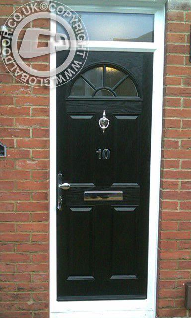 black-2-panel-2-square-global-composite-door-silver-hardware2 & black-2-panel-2-square-global-composite-door-silver-hardware2 ...