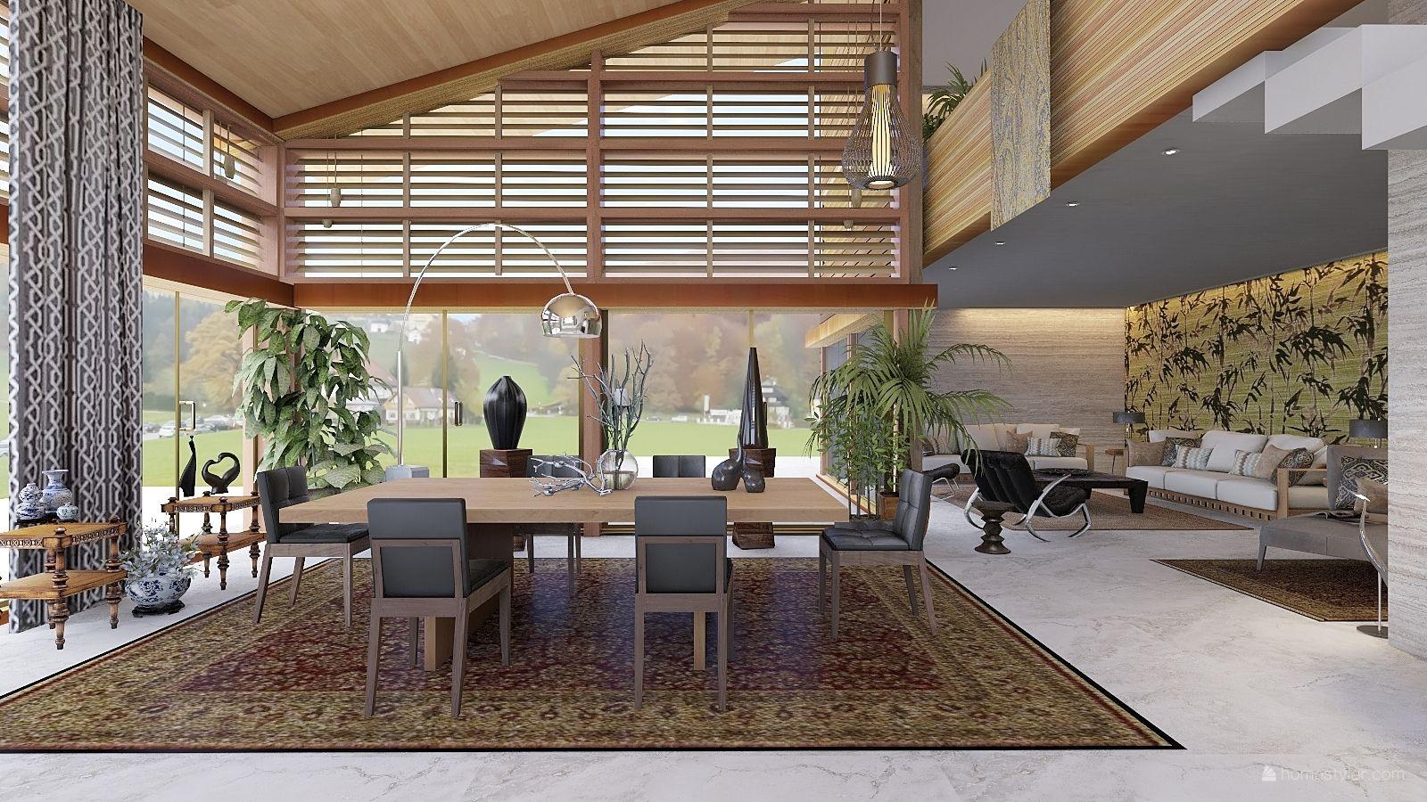 Dining Room Design By Svetlysveva 3d Home Design Software 3d