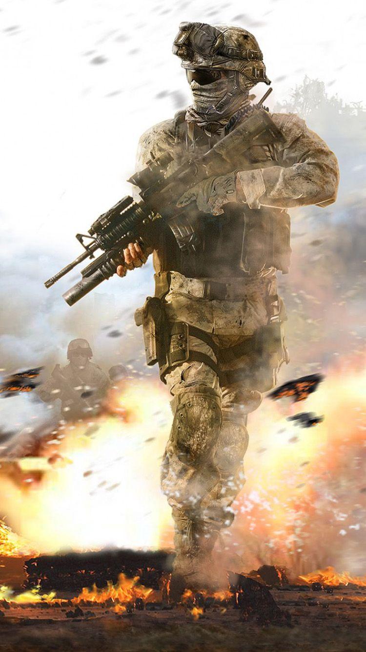 Phone Wallpaper Wallpapersafari Army Wallpaper Call Of Duty Military Wallpaper
