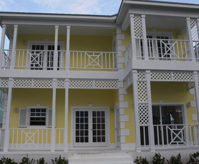 Photos déco  idées décoration de maison style colonial Colonial - construire sa maison en guadeloupe