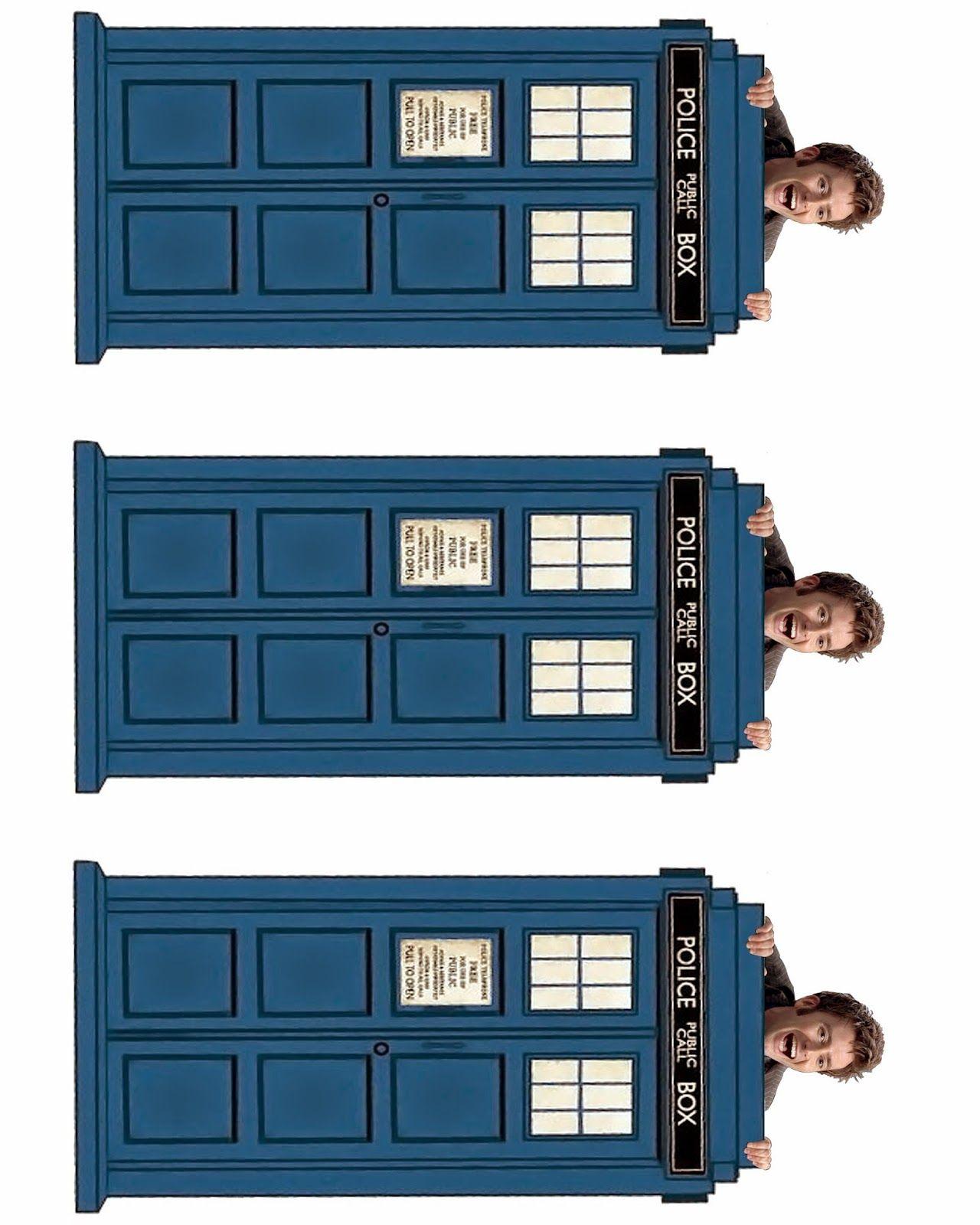 David Tennant Peeking Time Lord Bookmark--10th Day of Doctor Who ...