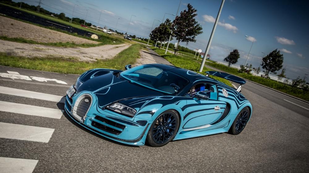 Wallpaper bugatti, veyron, super, sport, saphir bleu, supercar hd, picture, image #bugattiveyron