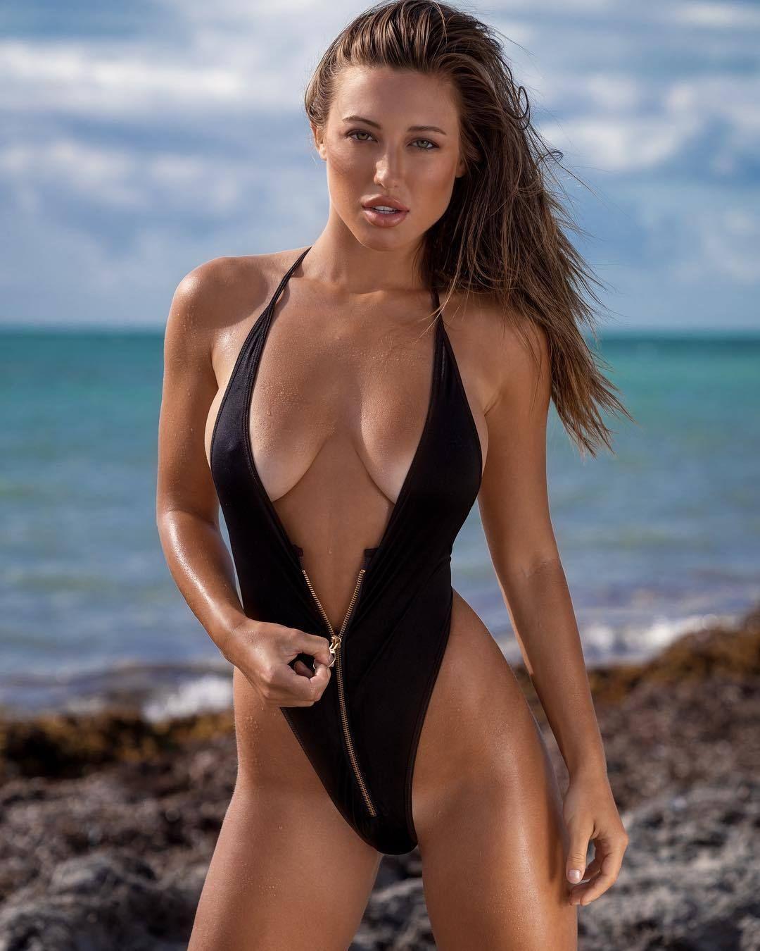 Bikini Stefanie Knight nude (28 pics), Paparazzi