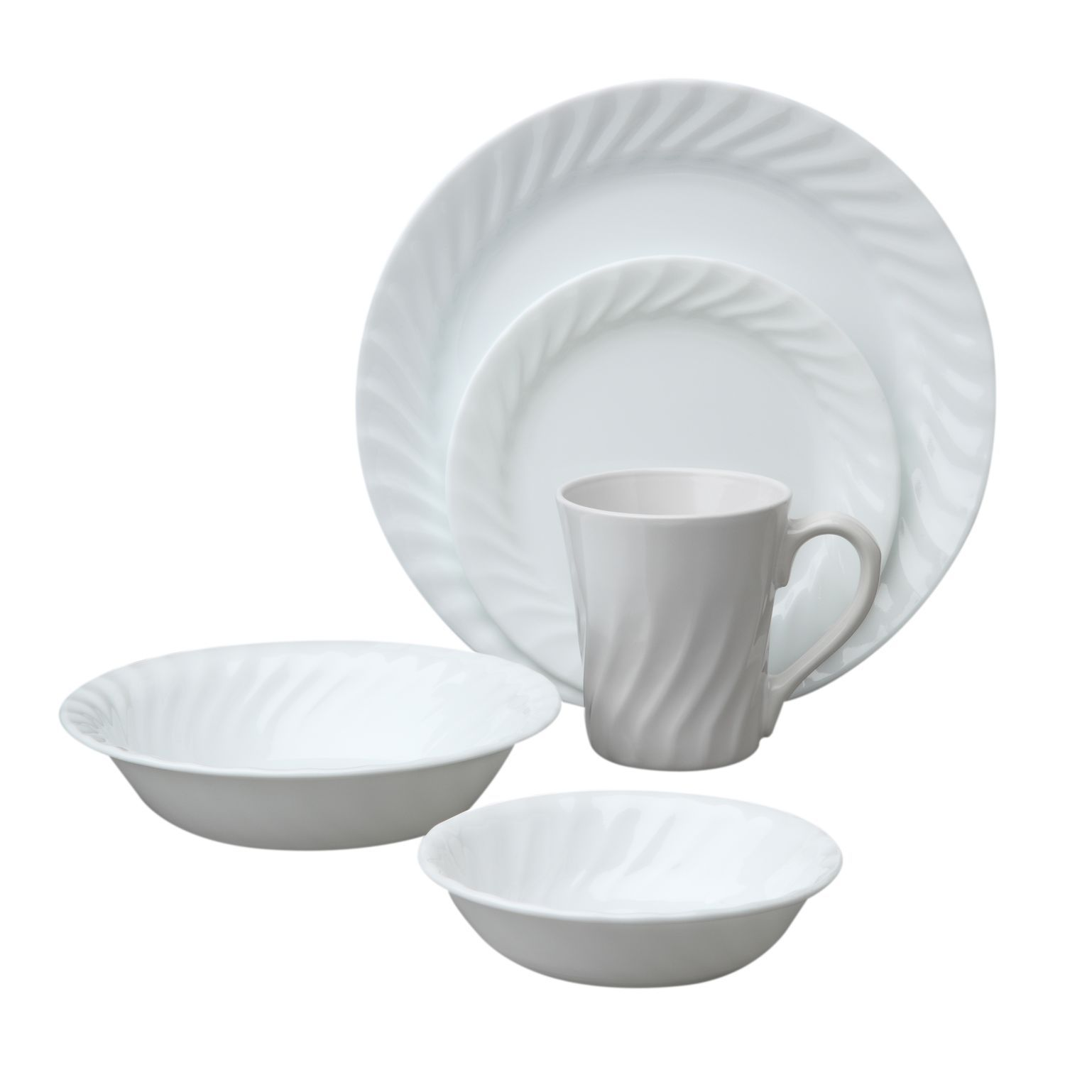 Corelle® Vive™ Enhancements 30-Pc Dinnerware SetVive™ Enhancements 30-Pc Dinnerware Set