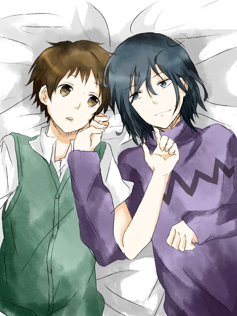 No. 6 Nezumi and Shion Anime, Casal anime, Animes manga