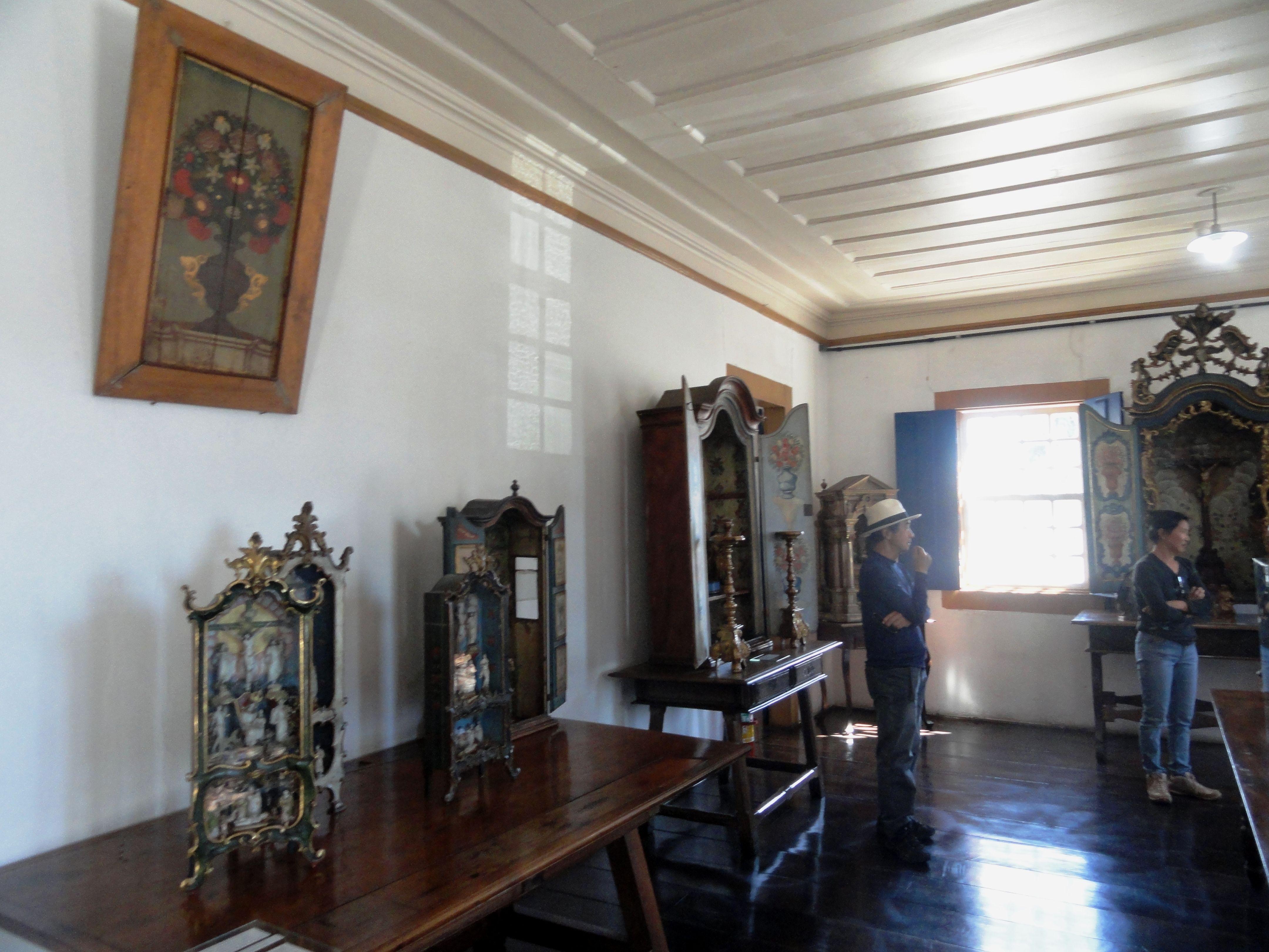 Museu Do Diamante Diamantina Mg Brasil O Seu Acervo Abrange