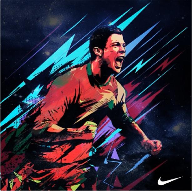 Ronaldo - 4 goals and #Brazil2014 next!