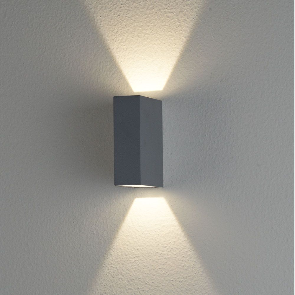 Beautiful EX2561 LED Exterior Up/Down Wall Light   Clarence