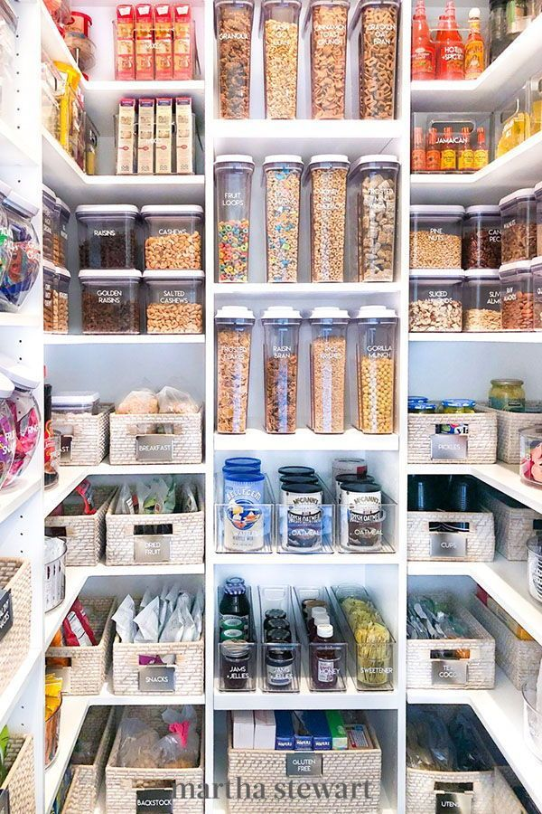 Photo of The Smartest Way to Organize Your Pantry