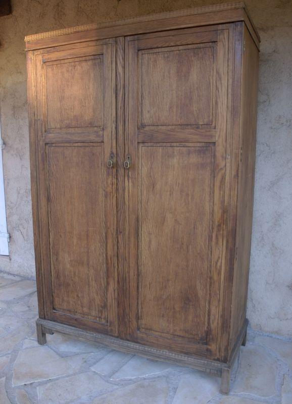 ancienne armoire d 39 h tel anglaise atelier d 39 alchimie. Black Bedroom Furniture Sets. Home Design Ideas