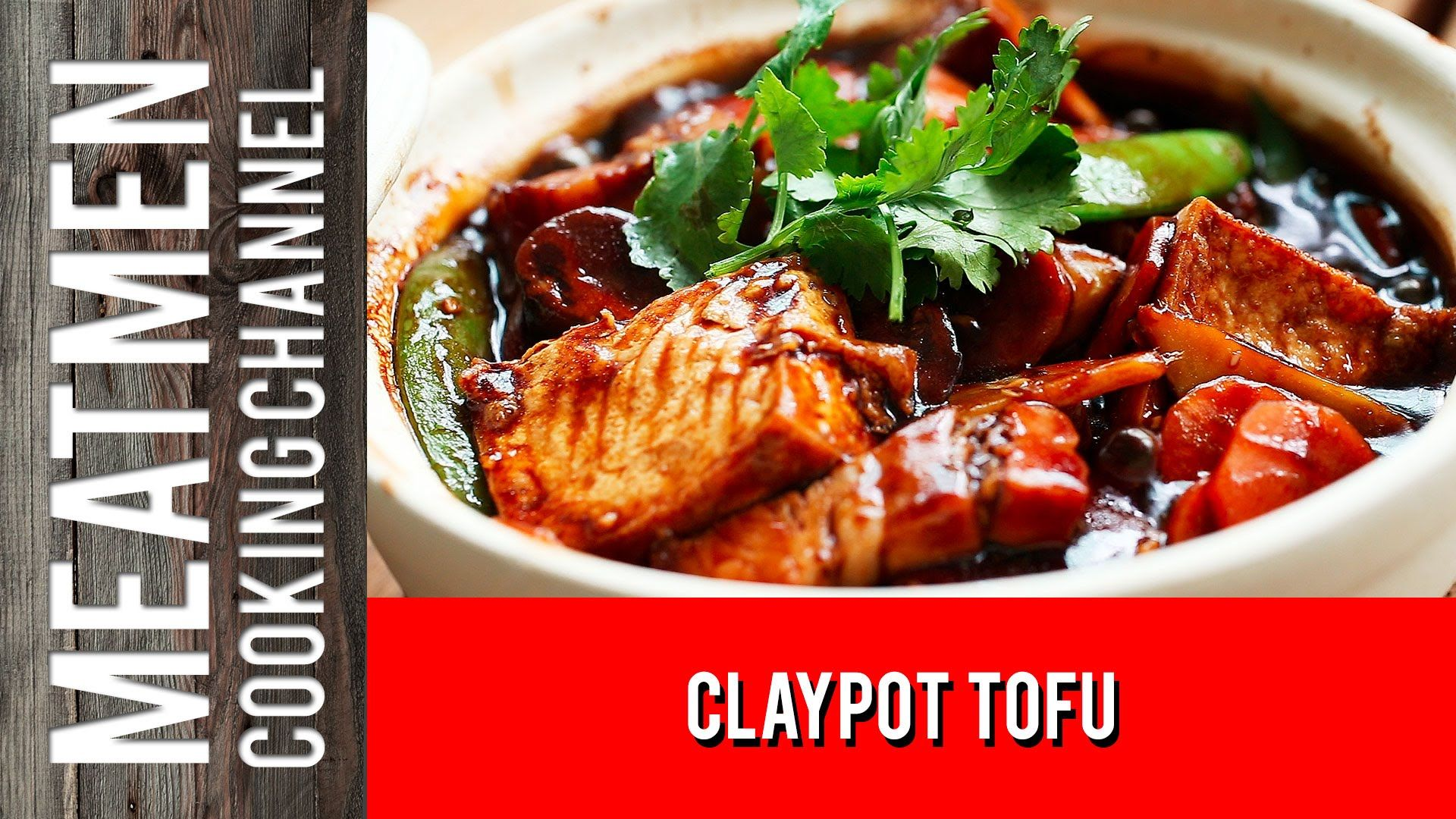 Claypot tofu youtube lunchbox dinerbox ideetjes claypot tofu the meatmen your local cooking channel forumfinder Image collections