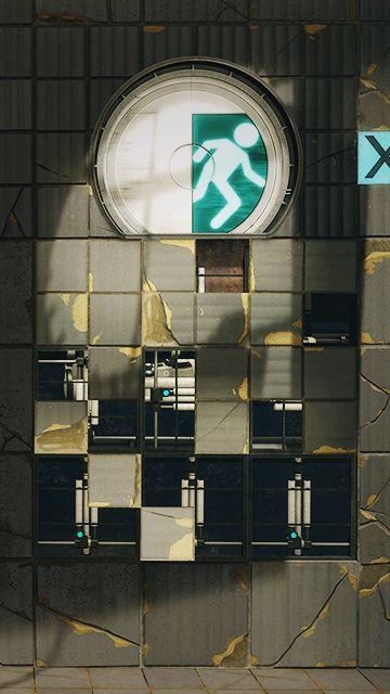 Vgphonescreens Portal 2 Phone Screens 2 Eccentric