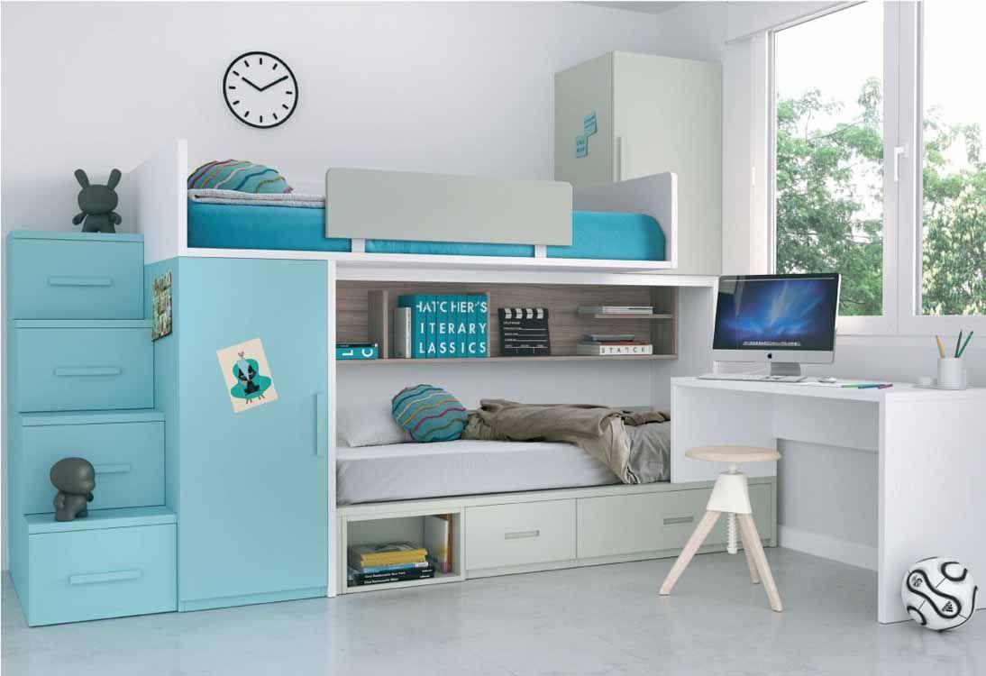 foto de dormitorios juveniles para pequeas