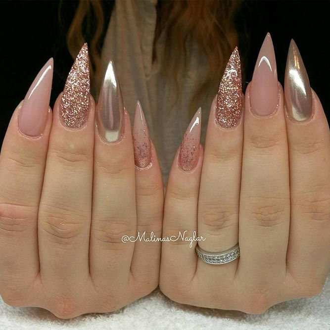 27 Wedding Fall Nails Designs That Inspire - 27 Wedding Fall Nails Designs That Inspire Nail Nail, Makeup And