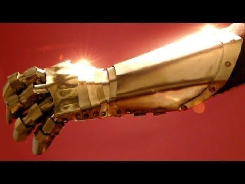 How to Make a Gauntlet - Armor Tutorial | Projects | Cosplay