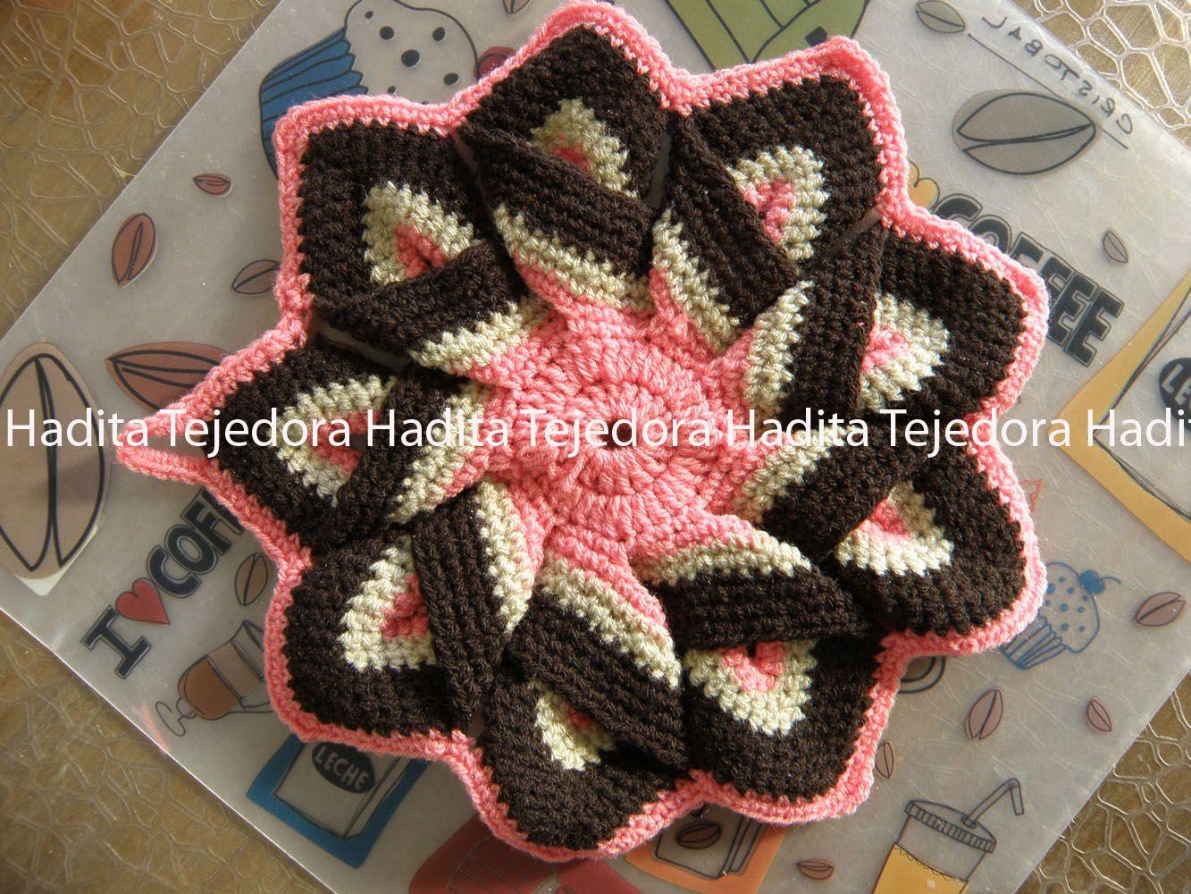 crochet | Agarraderas - Crochet - Tejidos de Punto - 14211 | Crochet ...