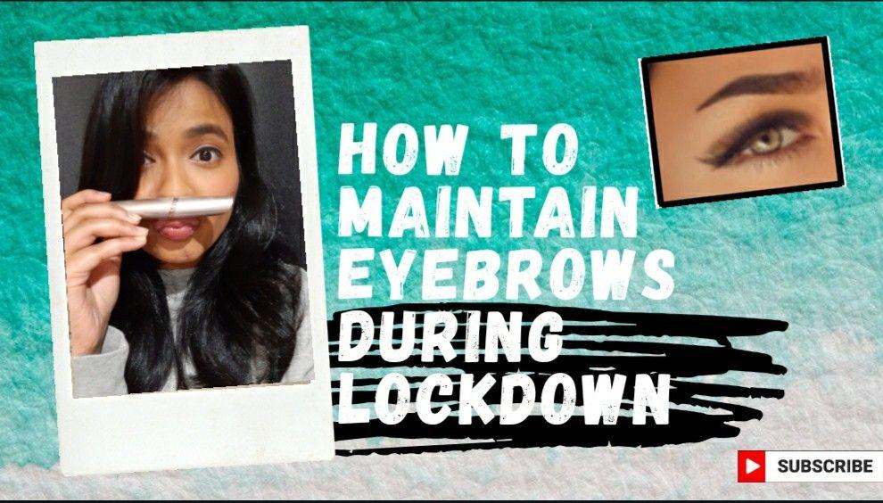 Eyebrow Shape At Home In 2020 Eyebrows How To Do Eyebrows Eyebrow Shape