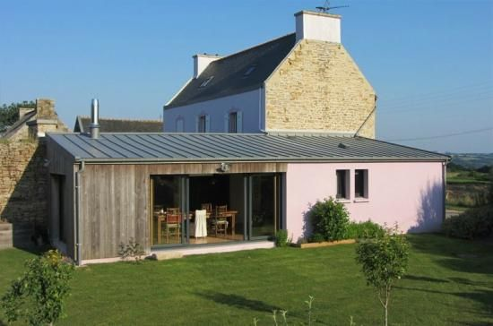Extension de maison Nantes - OUEST EXTENSION  agrandissement maison