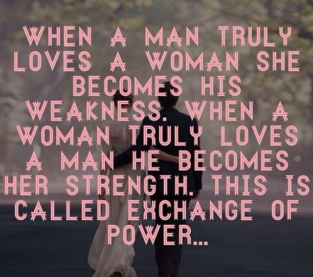 True Love Exchange Of Power Powerful Quotes Words Matter What Is Love