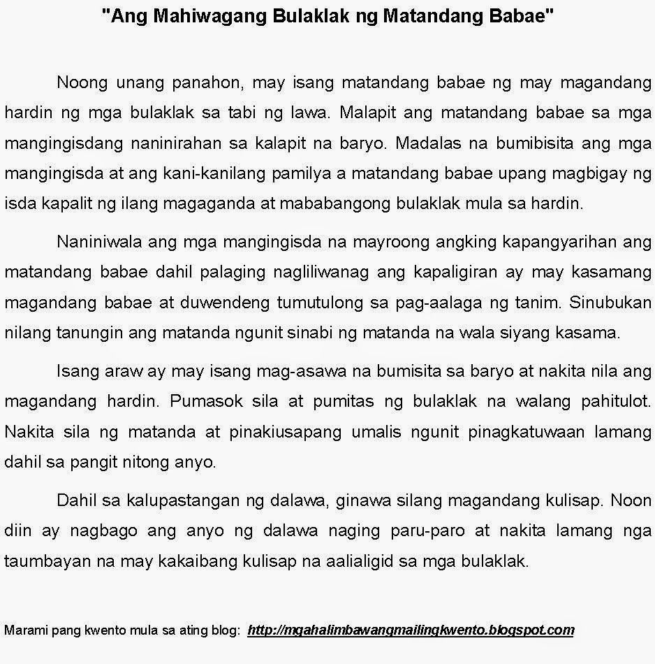 Stories horror ebook tagalog download