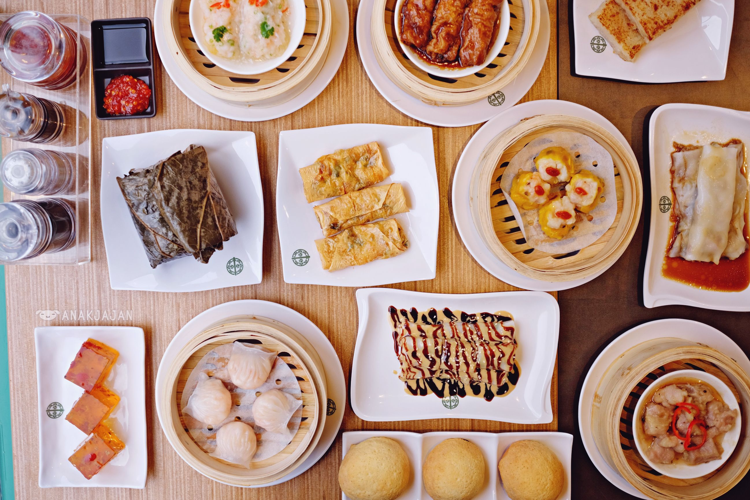 Tim Ho Wan Dimsum Jakarta Indonesia Korean Restaurant Asian Restaurants Best Japanese Restaurant