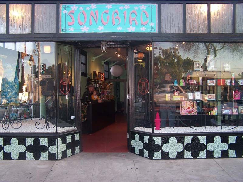 Songbird 2240 E. 4th St. One-stop novelty shop for fun gifts, clothing and accessories