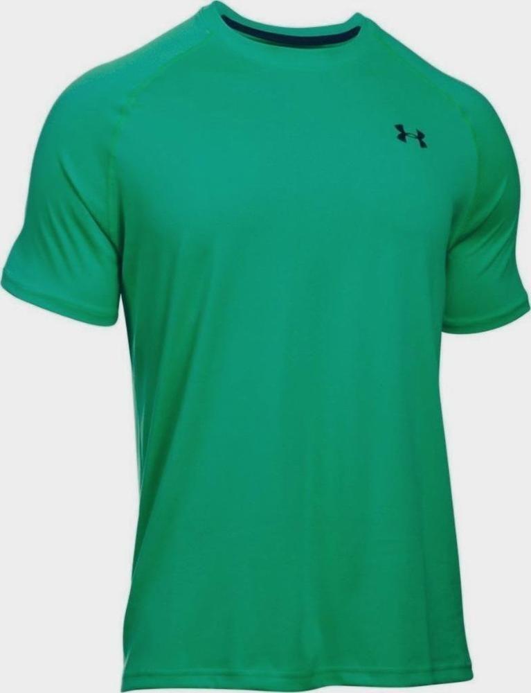 Under Armour Mens Heatgear Velocity 2 0 Green Shirt M L Xl 2xl 1293935 933 Nike Shirtstops Under Armour T Shirts Under Armour Men Under Armour