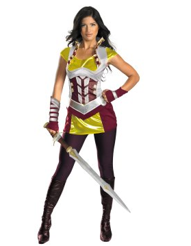 Check out this fantastic Sif Deluxe Costume Womens Thor Costume for a unique womenu0027s superhero fancy dress look. From our Superhero range.  sc 1 st  Pinterest & Pin by Megan Killion on Cosplay | Pinterest | Lady sif cosplay