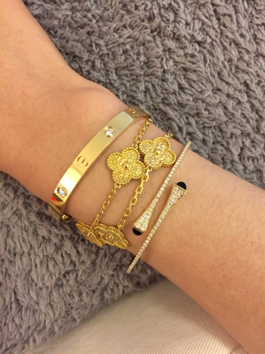 Cartier LOVE Bracelet Discussion Thread! Chic jewelry