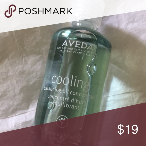 Aveda Cooling Oil New Without Box Other Aveda Oils Oil News