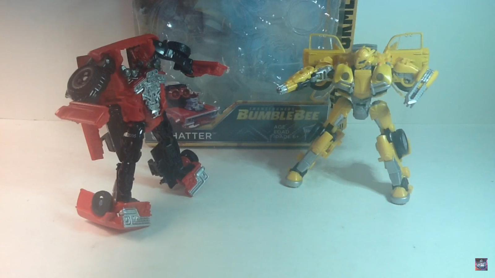 Transformers Bumblebee Movie Energon Igniters Power Series SHATTER *New* Hasbro