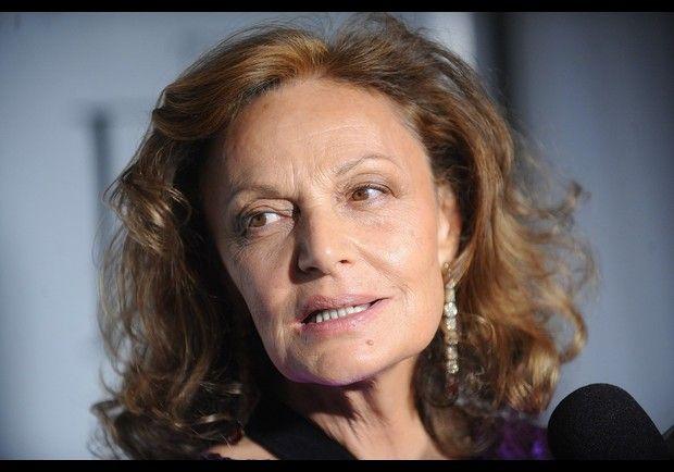 Rank 74. Diane Von Furstenberg, 66 - Owner, Fashion Designer, Diane von Furstenberg Studio, L.P., United States
