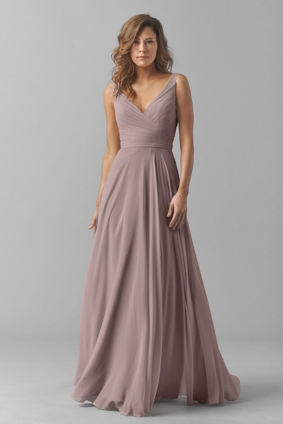 eeae6560cbb73 THIS BRIDESMAID DRESS OMG Watters Maids Dress Karen
