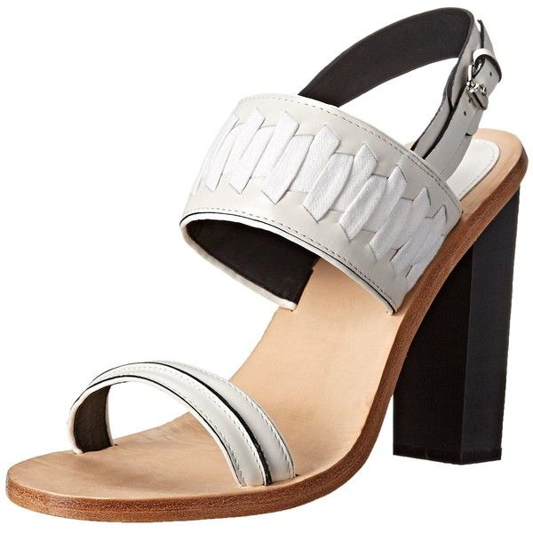 L.A.M.B. Women's Valiant Sandal ($76) ❤ liked on Polyvore featuring shoes,  sandals,