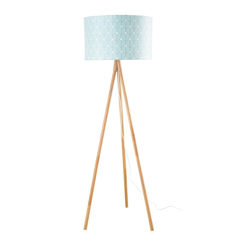 Stehlampen Und Leselampen Stehlampe Holz Stehlampe Bodenlampe