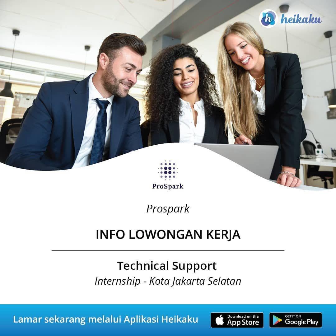 Informasi Lowongan Kerja Posisi Technical Support Perusahaan