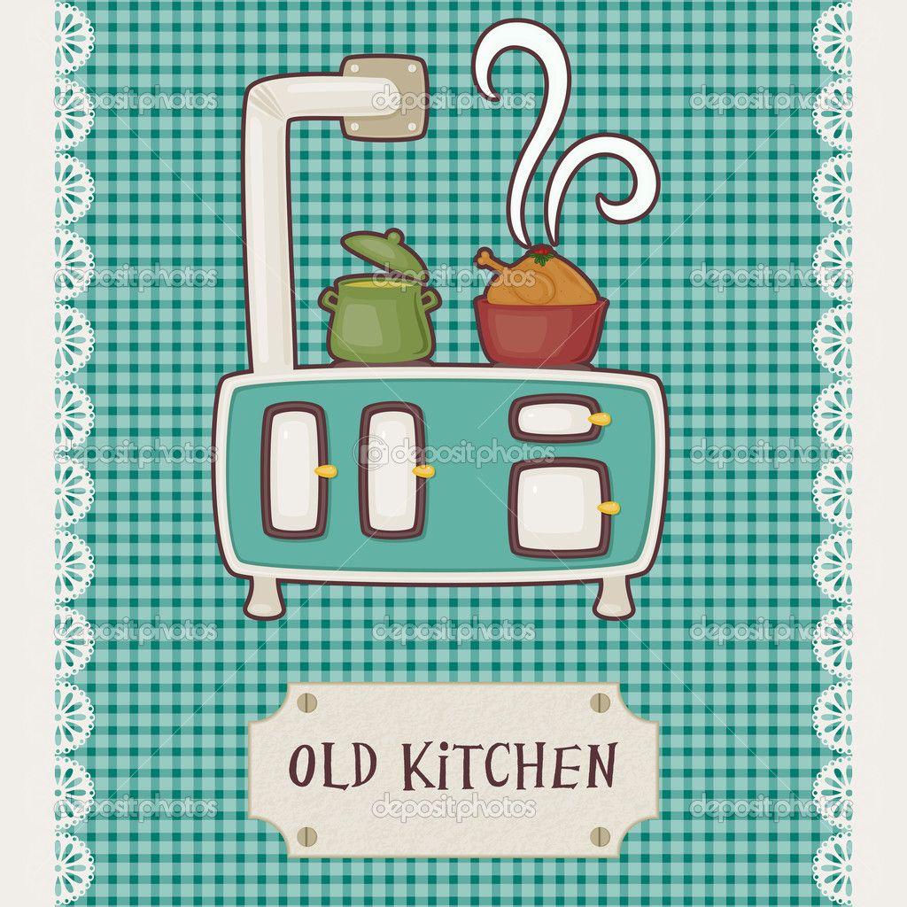 Retro Kitchens Pinterest Cozinha Vintage Retro Desenho Pesquisa Google Retr