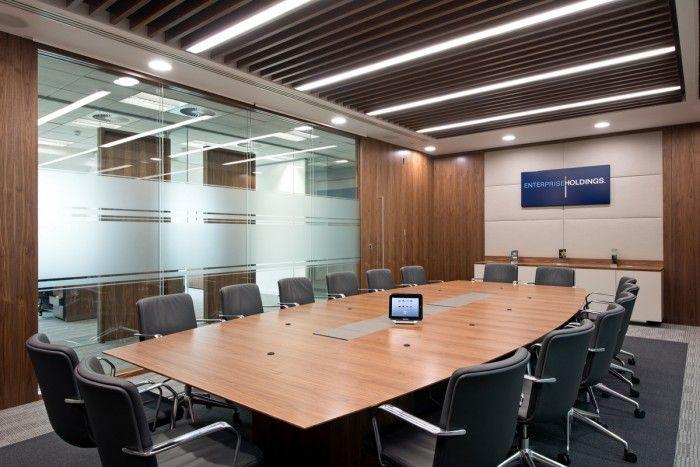 Enterprise Rent A Car S Emea Headquarters Office Snapshots 家 内装 内装 家